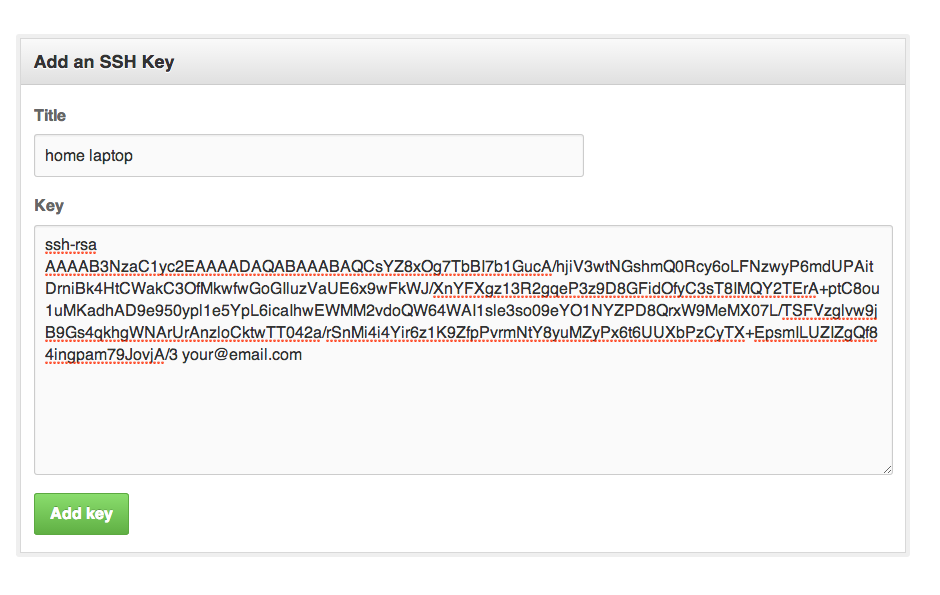 9. 3. Managing public ssh keys for users red hat customer portal.